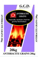 Anthracite Grains