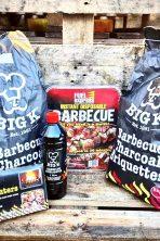 5kg Charcoal Briquettes Package