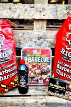 5kg Lumpwood Charcoal Package